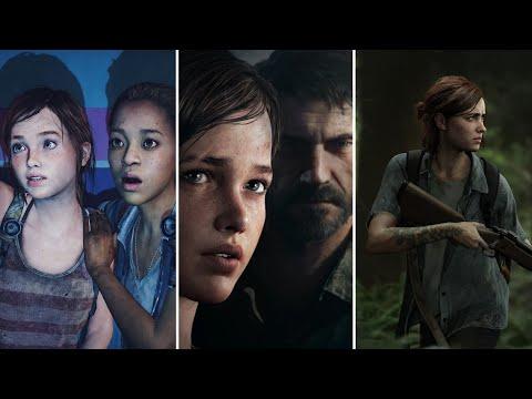 L'histoire complète d'Ellie de The Last Of Us / Le film complet en francais