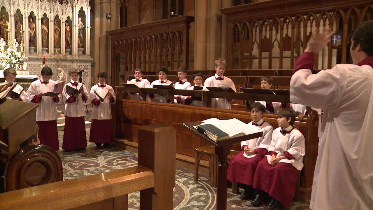sydney cathedral choir total praise - photo#5