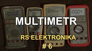 Multimetr - [RS Elektronika] # 6