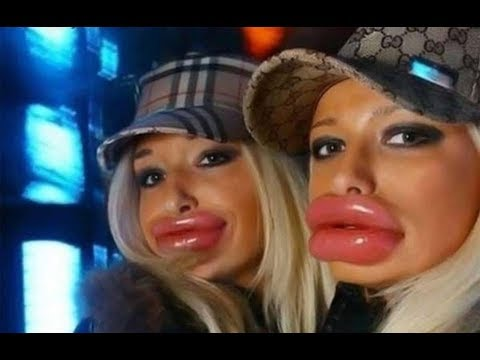duck face challenge compilation