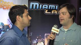 Miami Law Interview by GameSpot
