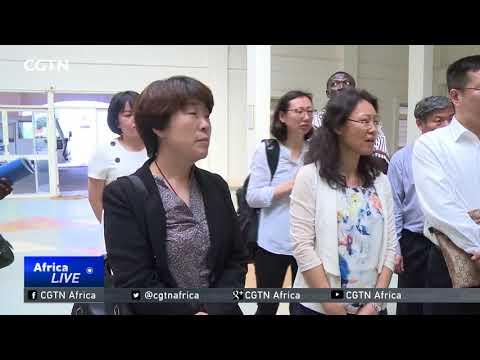 Chinese medics assess Burkina Faso's healthcare needs