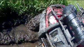ATV/UTV Mudding- Yamaha VS Polaris Vs Can-am