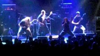 Decrepit Birth - Prelude To The Apocalypse + The Resonance LIVE in New York City 10-16-10