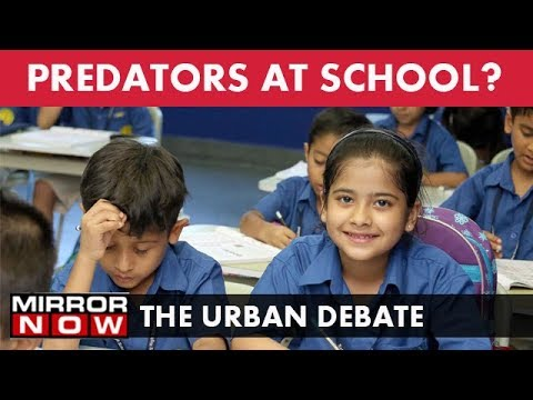 Sexual assault at reputed school – The Urban Debate (August 8)