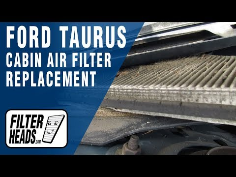 2 PC SET Taurus//Sable Cabin Air Filter 1996-2004 A//C