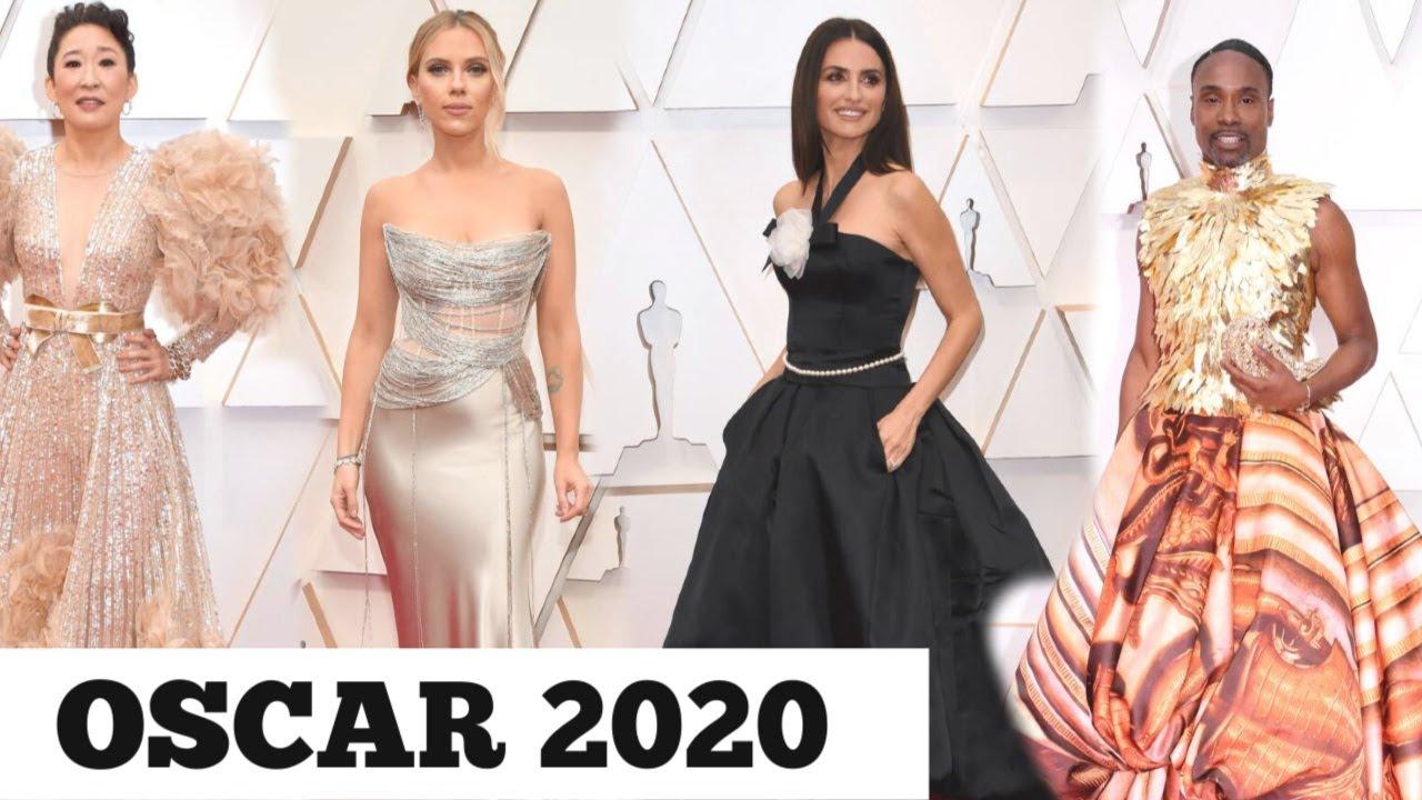 Premios Oscar 2020: los mejor y peor vestidos en la alfombra roja