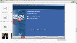 how to download international cricket captain  2009 for free