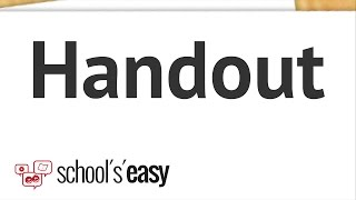 Handout Tipps Zum Aufbau Beispiele Und Muster 2 2