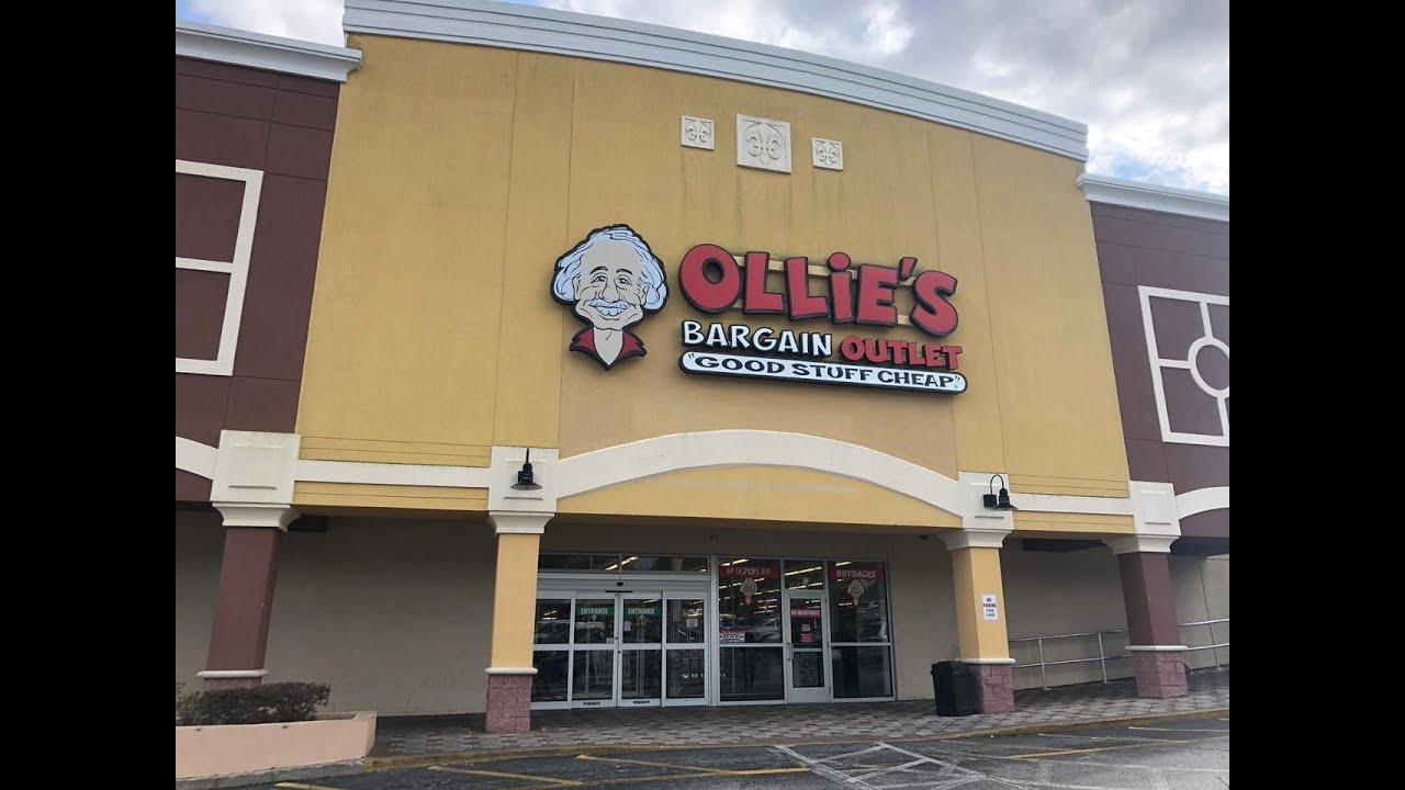 db47394f6 Conheça a Loja Ollie's Bargain Outlet -Uma das Melhores Lojas de Orlando