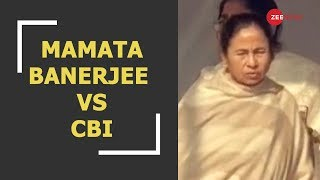 Mamata Banerjee vs CBI: 'Save the Constitution' dharna against PM Modi, BJP in Kolkata
