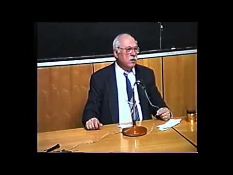Ю.М. Орлов - О стыде и комплексе неполноценности.