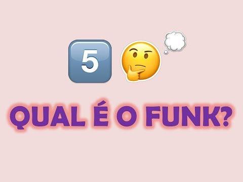ADIVINHE O FUNK COM EMOJIS #2