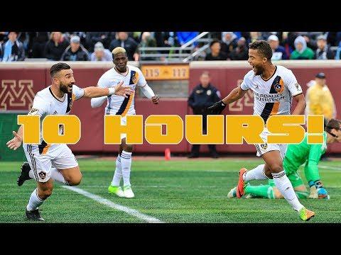 ARE YOU KIDDING ME?!?! 10 hours of Jivianni dos Santos goal! HD 1080p (original)