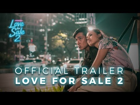 OFFICIAL TRAILER LOVE FOR SALE 2 | 31 OKTOBER 2019 DI BIOSKOP