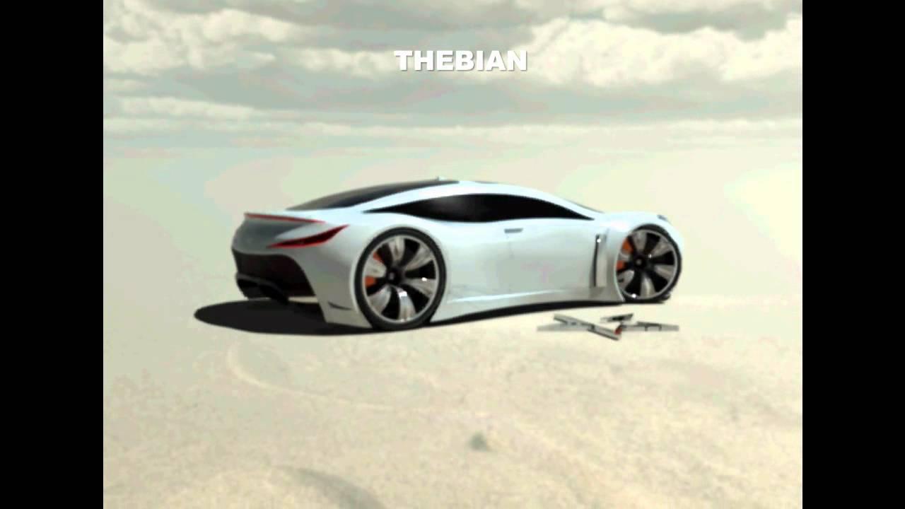 "new ferrari 4 door super sports car ""lebanon"" concept - youtube"