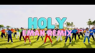 Justin bieber - holy ft. chance the rapper (eman remix) / dance choreography