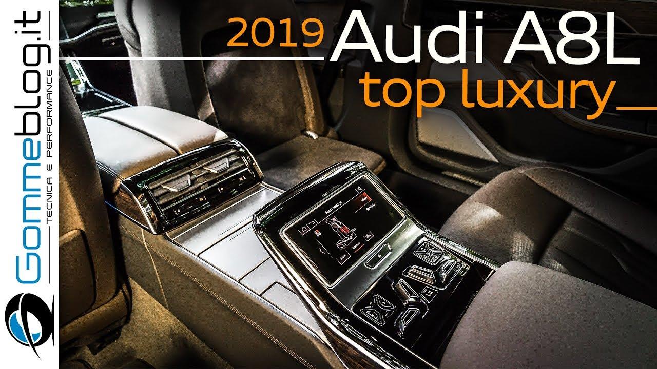2019 Audi A8 L - TOP Luxury Sedan - INTERIOR and EXTERIOR