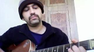 Guitar Notes: AAP KI AAKHON MEIN, Movie( GHAR)