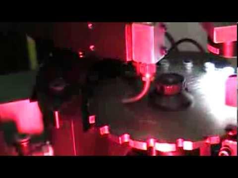Fastener Sorting Machine - Close-up (Slowed Down 2x)