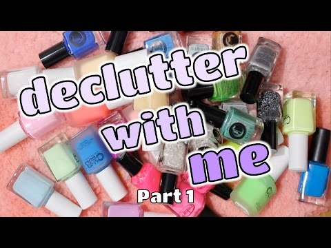 HUGE Nail Polish Declutter Part 1: Cirque Colors, Colores de Carol, China Glaze