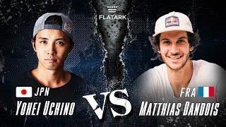 FLAT ARK 2016 'FINAL BATTLE' Yohei Uchino VS Matthias Dandois