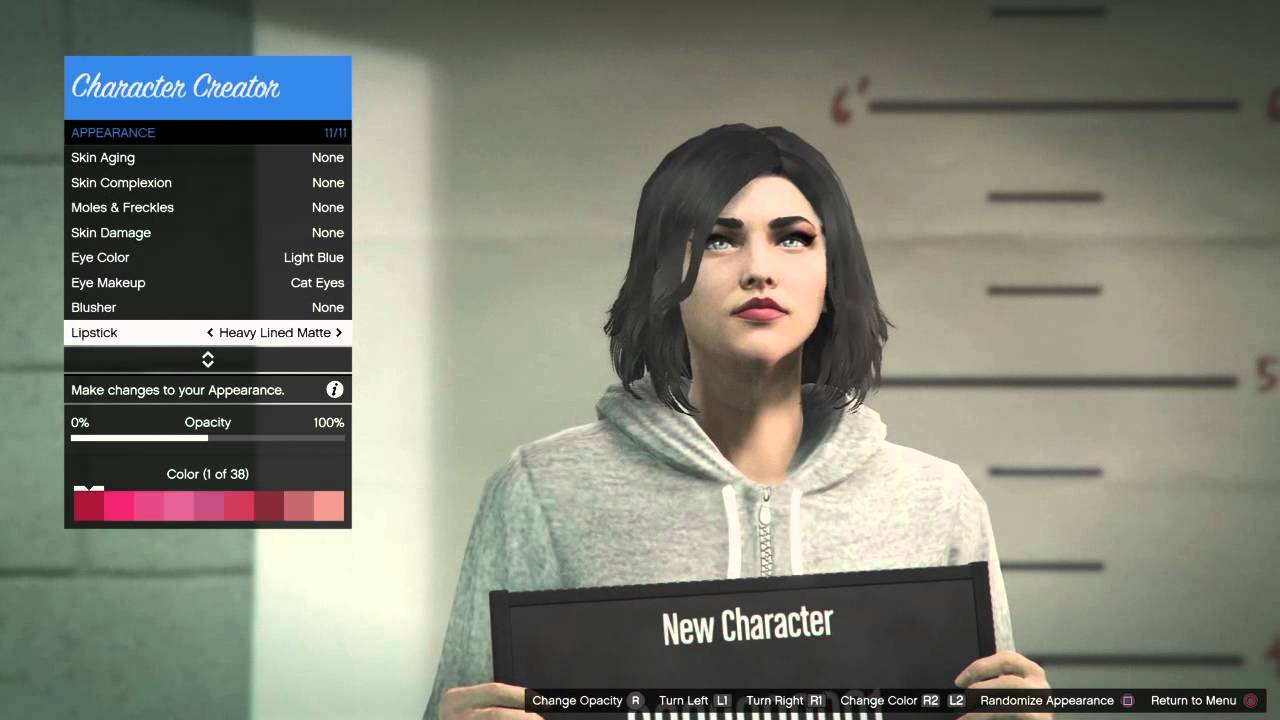 Character Creation - GTA 5 Wiki Guide - IGN