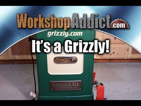 Grizzly G0555X 14 Inch Extreme Bandsaw