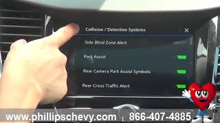 Phillips Chevrolet - 2018 Chevy Trax - Vehicle Settings - Chicago New Car Dealership