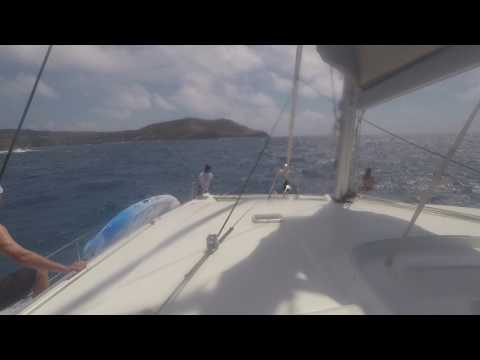 Tradewinds Antigua Thames Darcy Driving