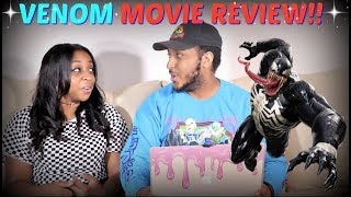 "Another All Over The Place Movie Review of ""Venom""!! WARNING! SPOILERS INSIDE!!!"