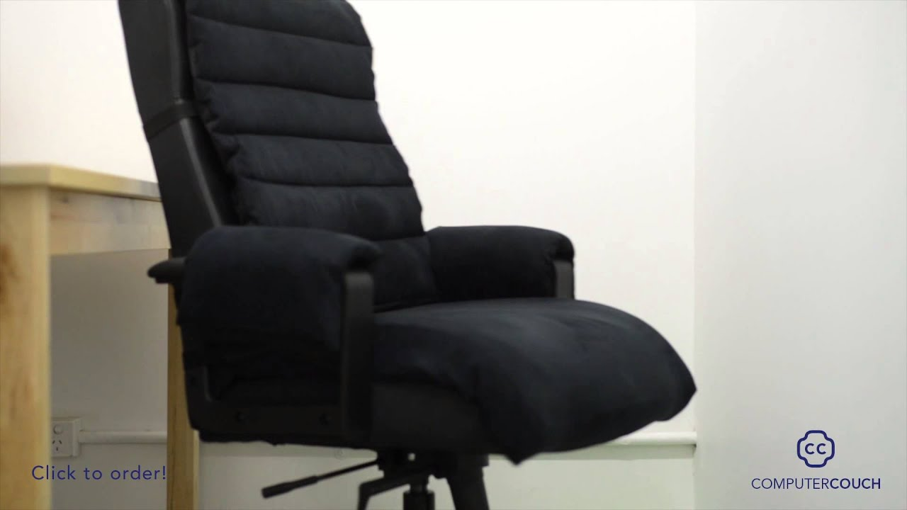 Comfortable Computer Chairs Computer Couch Turn Your Computer Chair Into A