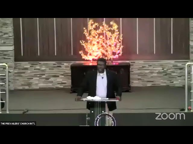 Spiritual Warfare (17.10.21) By Apostle Diran