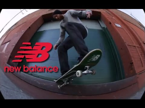 PJ Ladd - New Balance Edit 2017