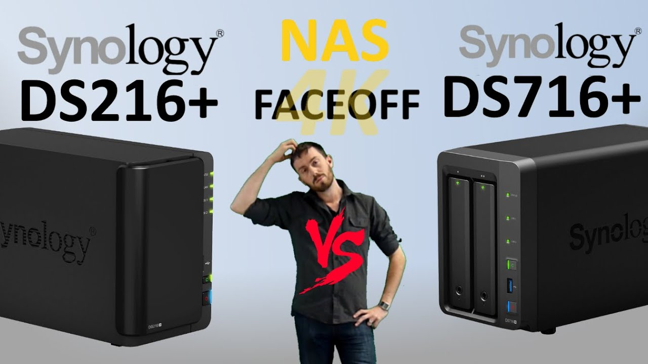 A Guide to helping you Choose the Right Synology NAS - DS216J from .