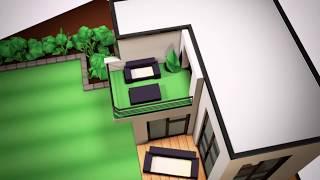 Come installare prati sintetici TENAX per decorare giardini, terrazze e balconi