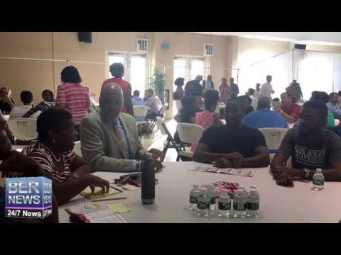 One Bermuda Alliance Youth Forum, July 11 2017