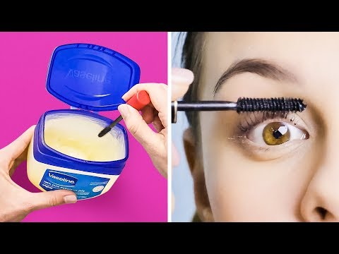 25 MAKEUP HACKS EVERY GIRL SHOULD KNOW