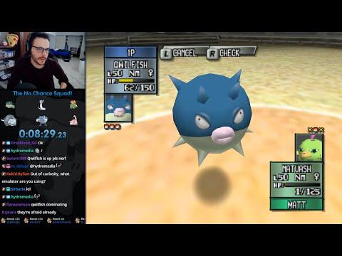 Pokemon Stadium 2 With Random Rentals - First Run, Major Success