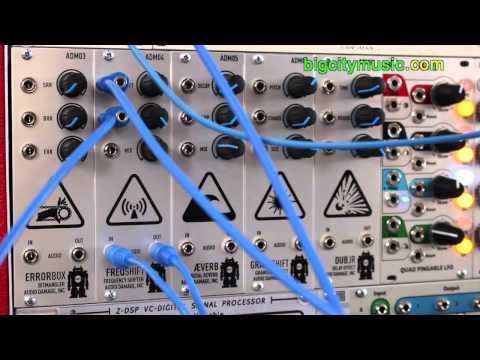 Audio Damage FreqShift Frequency Shifting