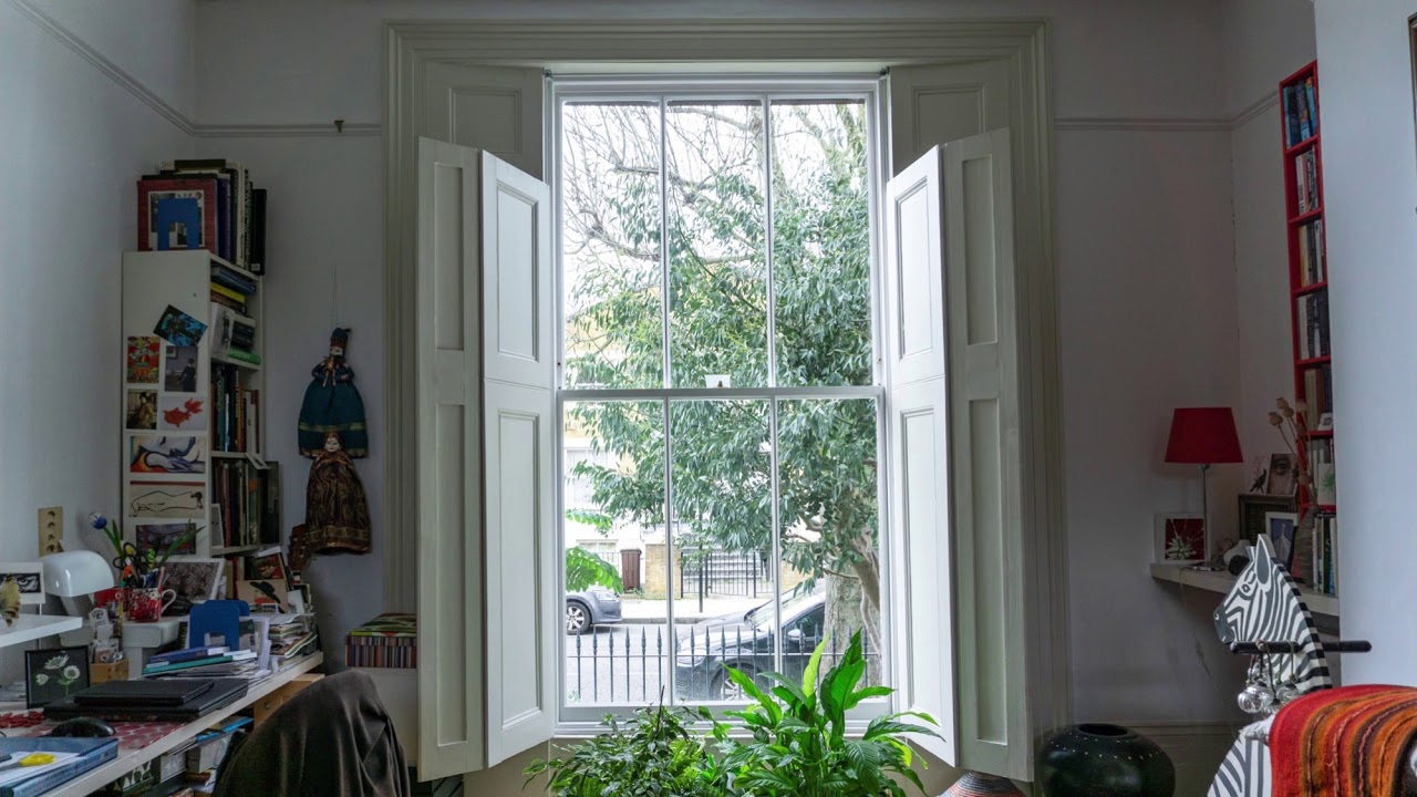 Grade II Listed Building Sash Windows