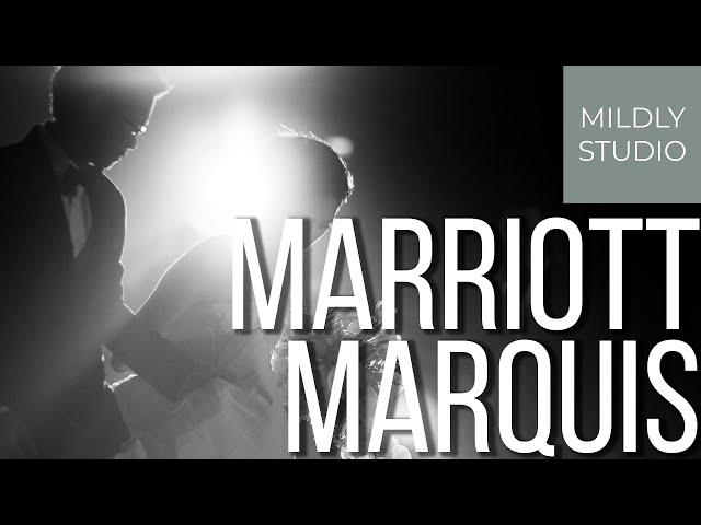 Wedding Photography @ Bangkok Marriott Marquis Queen's Park แมริออท มาร์คีส์ ควีนส์ปาร์ค