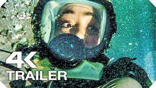 СИНЯЯ БЕЗДНА 2 Русский Трейлер #1 (4K ULTRA HD) НОВЫЙ 2019 Акула Horror Movie HD