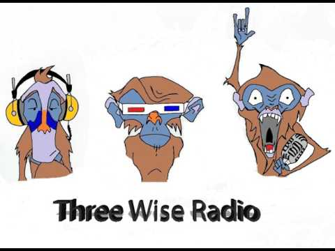 Three Wise Radio #84 Torrents and Surviving Shark Attacks