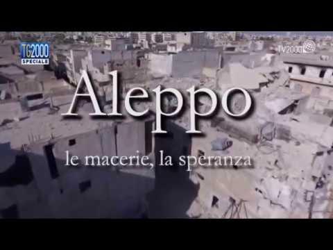 'Aleppo: le macerie, la speranza'