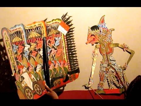 Budhalan Prajurit Jaipongan Javanese Shadow Puppet Wayang Kulit Purwa Hd Youtube
