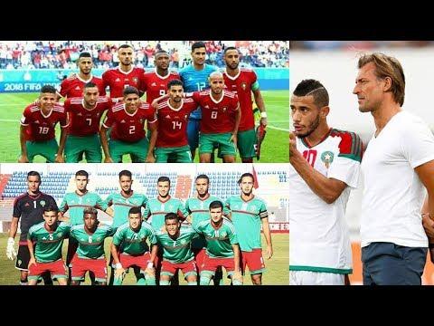 جديد #المنتخب المغربي و الأولمبي في بث مباشر