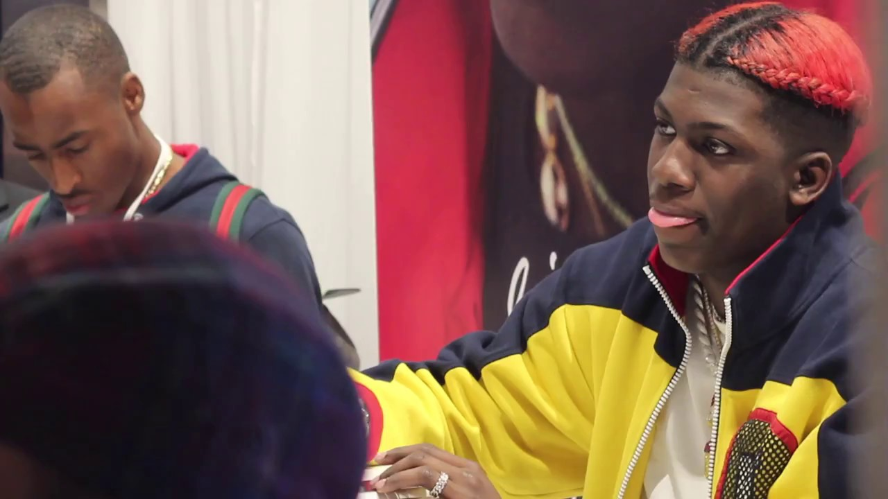 Lil yachty meet and greet at macys herald square nyc youtube lil yachty meet and greet at macys herald square nyc m4hsunfo