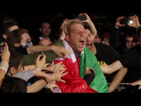 'Tanto Amore' For WWE In Milan, Italy
