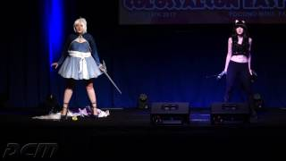 "Colossalcon 2017 S14 - KSC Cosplay ""Shattered Illusions"""